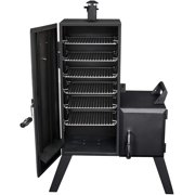 Best Smokers - Dyna-Glo DGO1176BDC-D Vertical Offset Charcoal Smoker Review