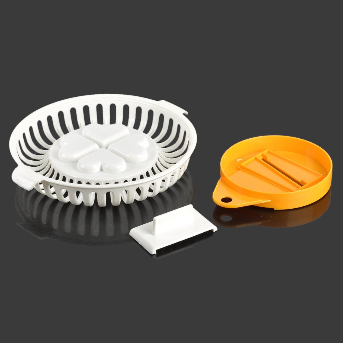 Microwave Potato Chips Cut Vegetable Fruit Slicer Maker Complete Set