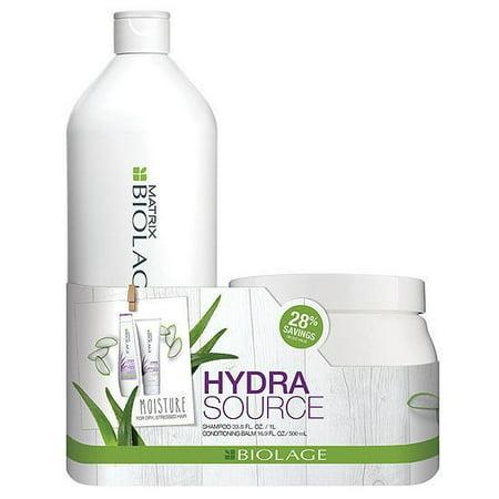 Biolage Shampoo And Conditioner (Matrix Biolage Hydrasource Moisture Duo )