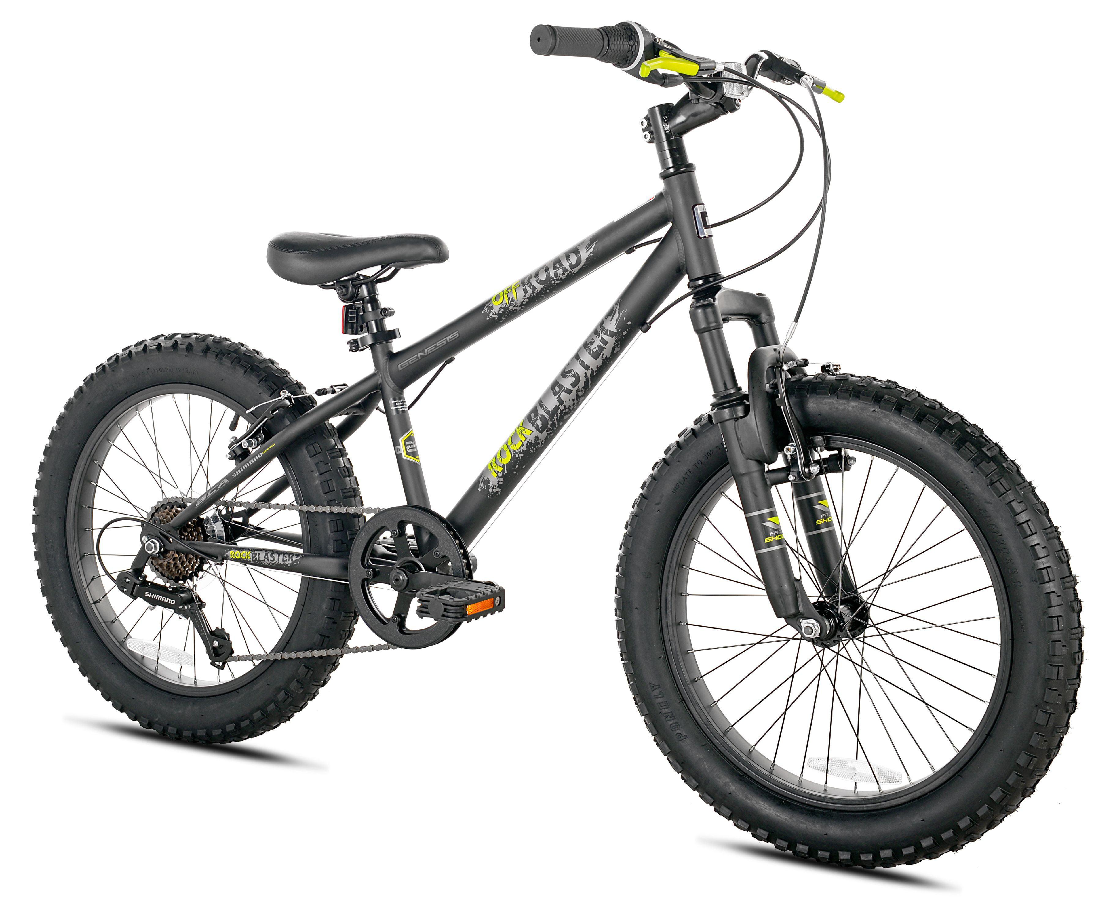 "20"" BCA Boys Genesis Rock Blaster Fat Tire Mountain Bike by BCA"