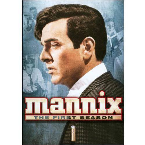 Mannix: The First Season (Full Frame)