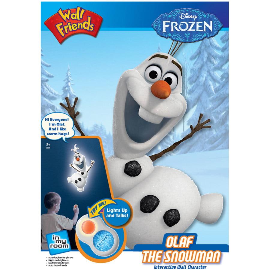 Wall Friends, Olaf