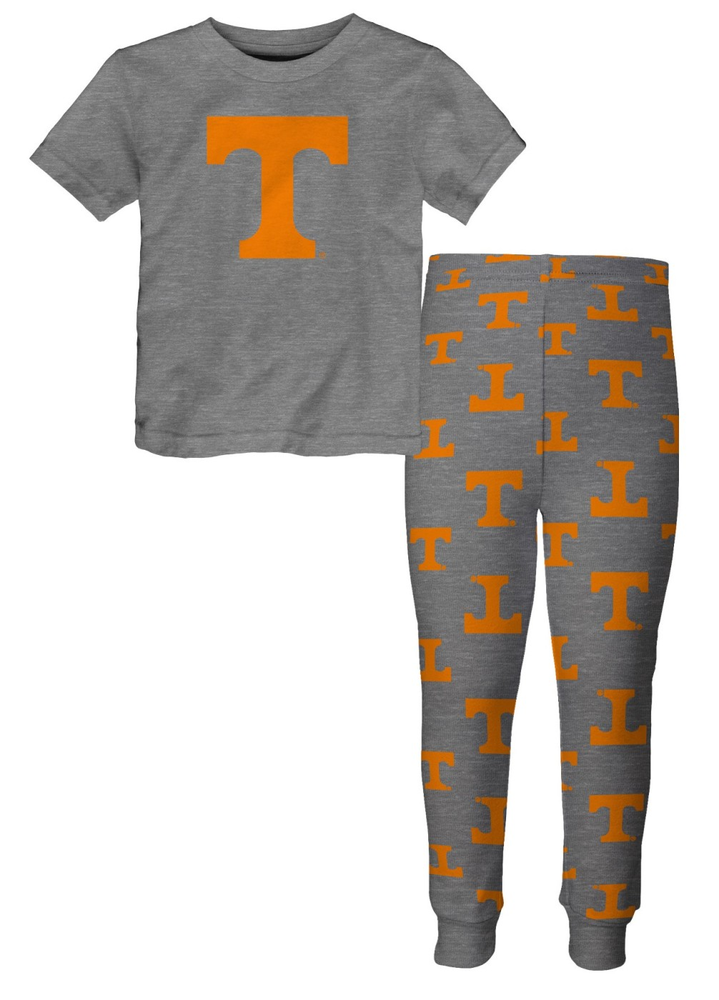 "Tennessee Volunteers Toddler NCAA ""Game Winner"" Pajama T-shirt & Sleep Pant Set by Outerstuff"