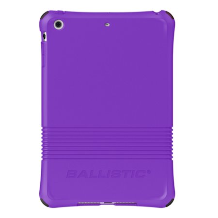 Ballistic LS1288-A625 Case for iPad Mini, Mini 2, Mini 3 w/Retina Display-Purple