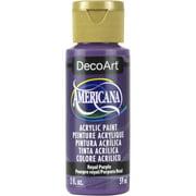 DecoArt Americana Acrylic Color, 2 oz., Royal Purple