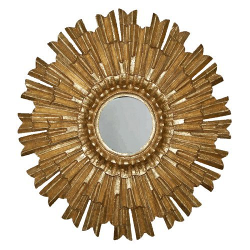 Hickory Manor House Eleganza Mirror - 22W x 22H in.