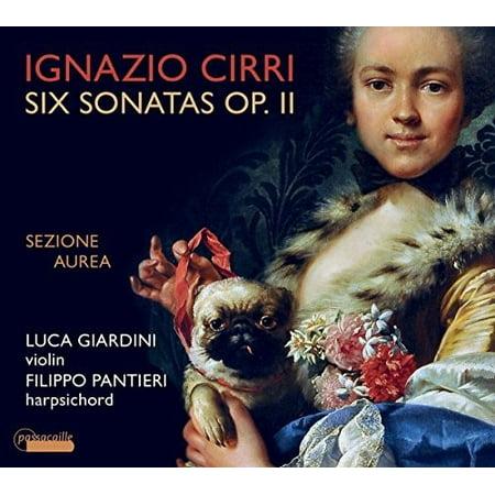 6 Sonatas (CD) (Handel Six Sonatas)