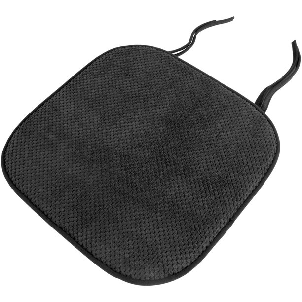 Somerset Home Memory Foam Chair Pad, Memory Foam Chair Pad Bed Bath And Beyond