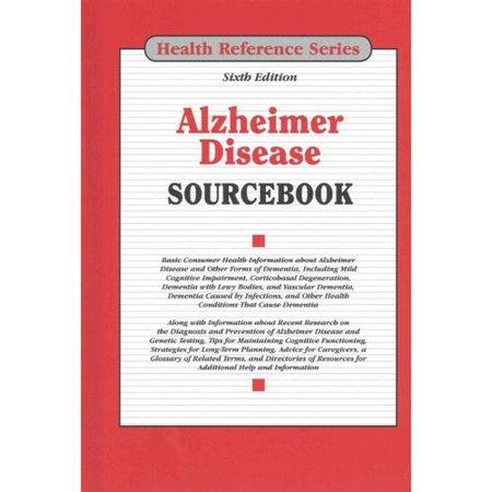 Alzheimer Disease Sourcebook