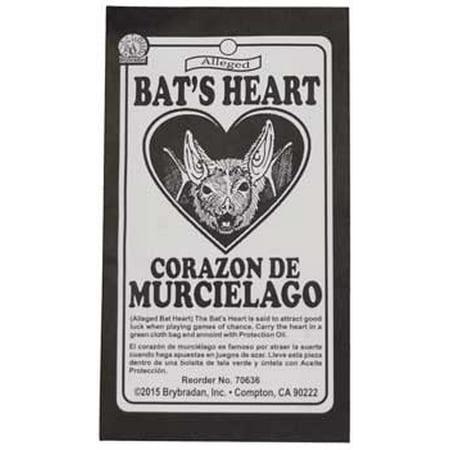 RBI Ritual Supplies Bat Heart Root Spiritual Protection Healing
