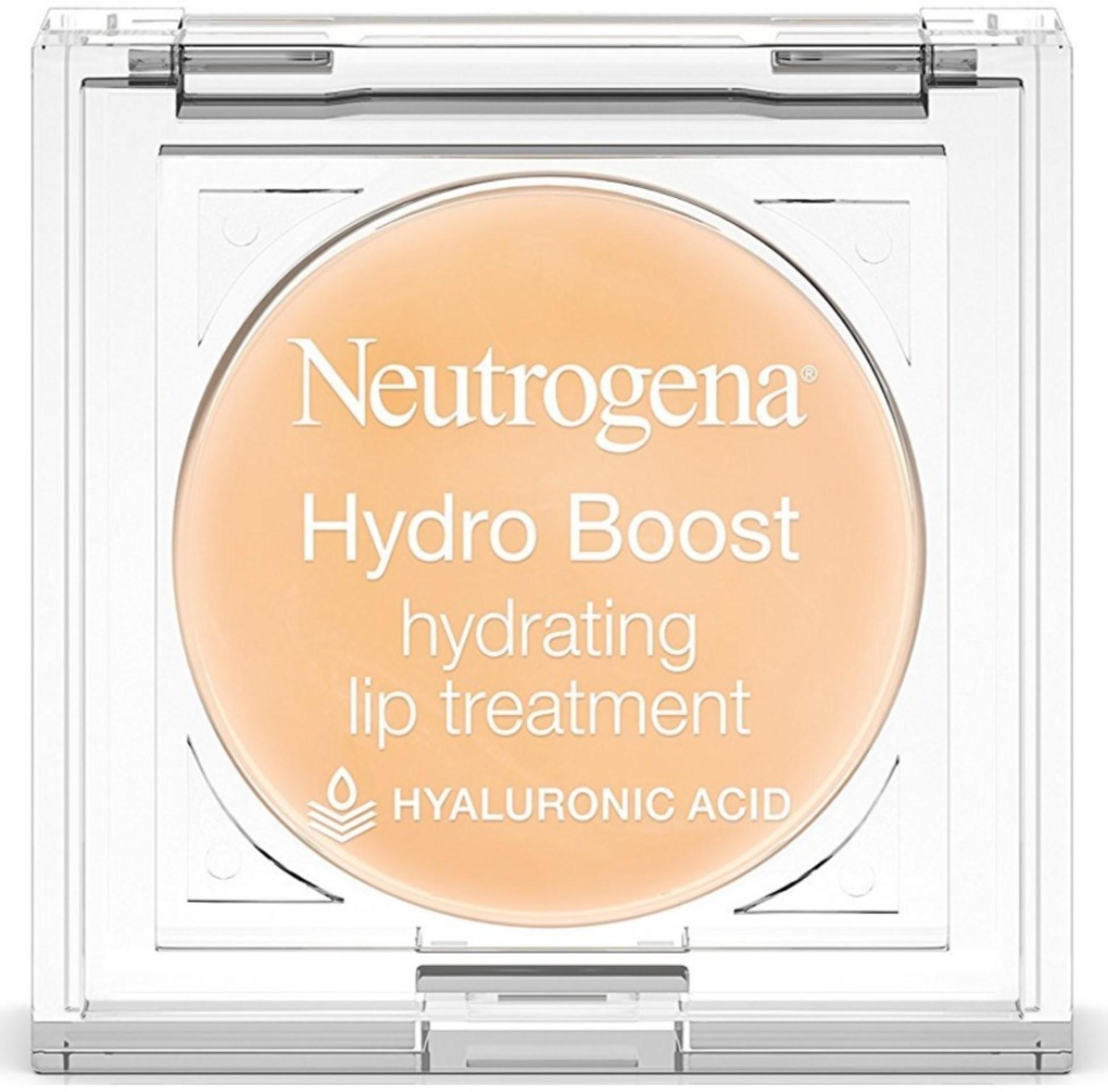 2 Pack - Neutrogena Hydro Boost Lip Treatment 0.10 oz