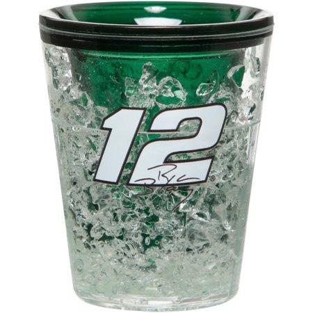 Green Jello Shots Halloween (Ryan Blaney 1.5oz. Freezer Gel Shot Glass -)