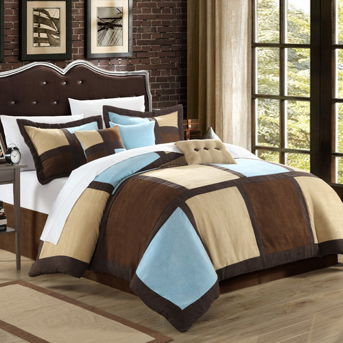 Chic Home Diana 7 Piece Comforter Set
