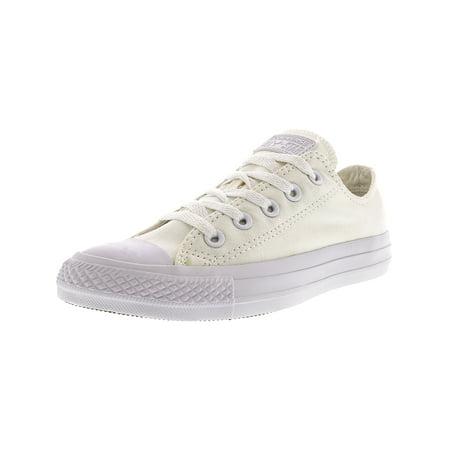 ea79253b7f41 Converse Chuck Taylor All Star Sp Ox White Monochrome Low Top Canvas  Fashion Sneaker - 11M   9M - Walmart.com