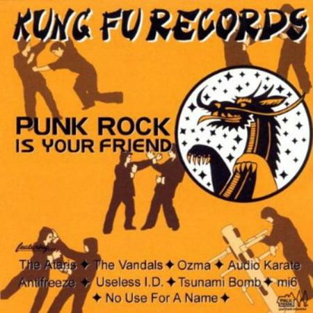 Punk Rock Is Your Friend - Halloween Punk Rock Mix