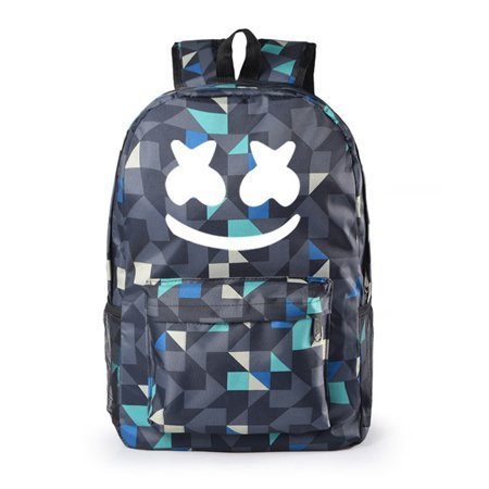 Marshmallow Backpack for School, Lightweight Mukola Bookbag Travel Bag Students School Bags for Boy and Girls Day Packs College
