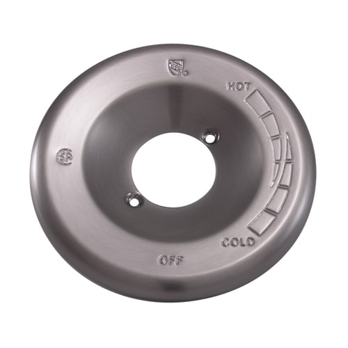 Kingston Brass KBE163 Replacement Round Escutcheon Plate