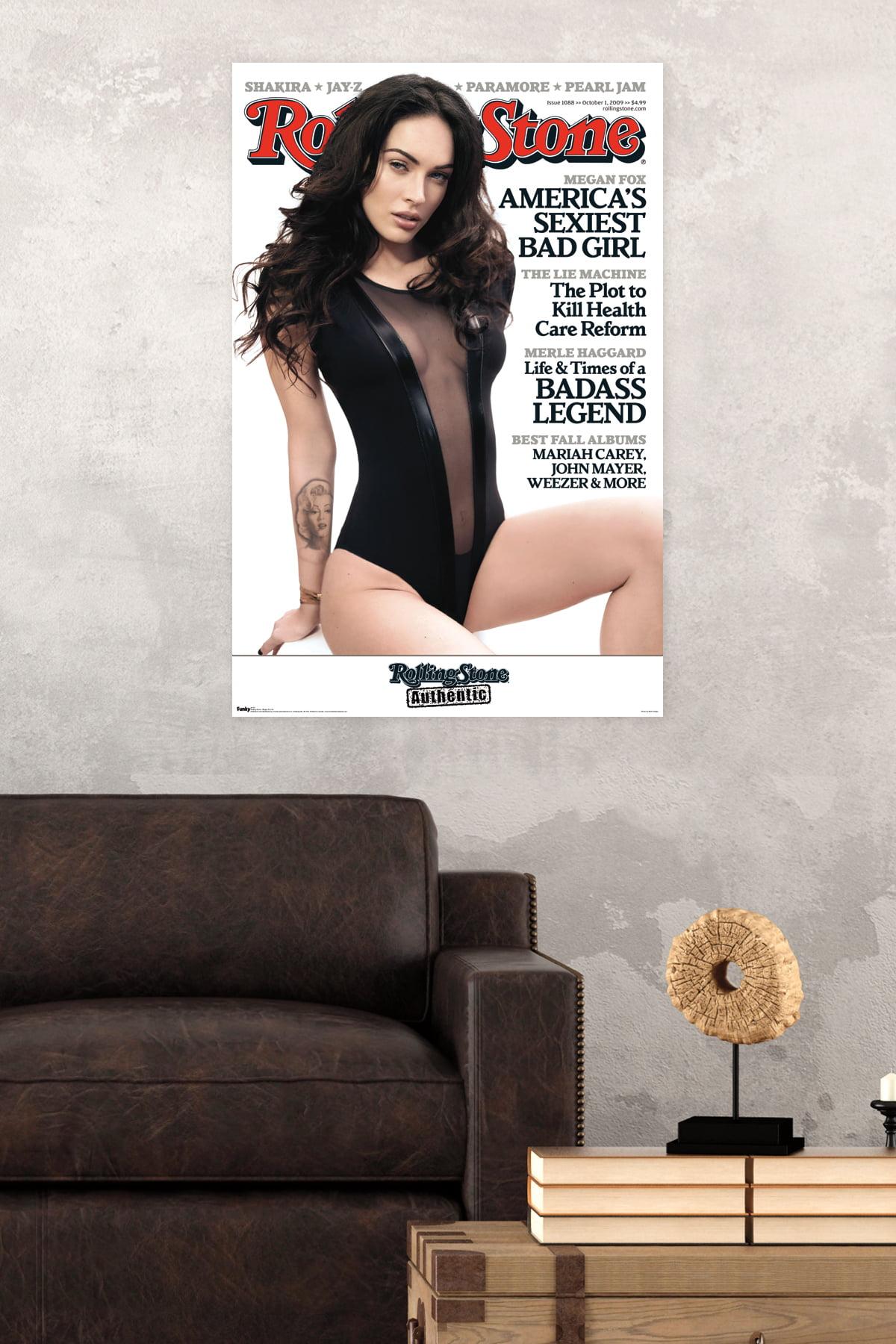 Trends International Rolling Stone Magazine Megan Fox Wall Poster 22 375