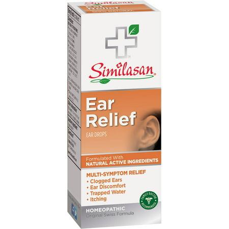 Similasan earache relief review