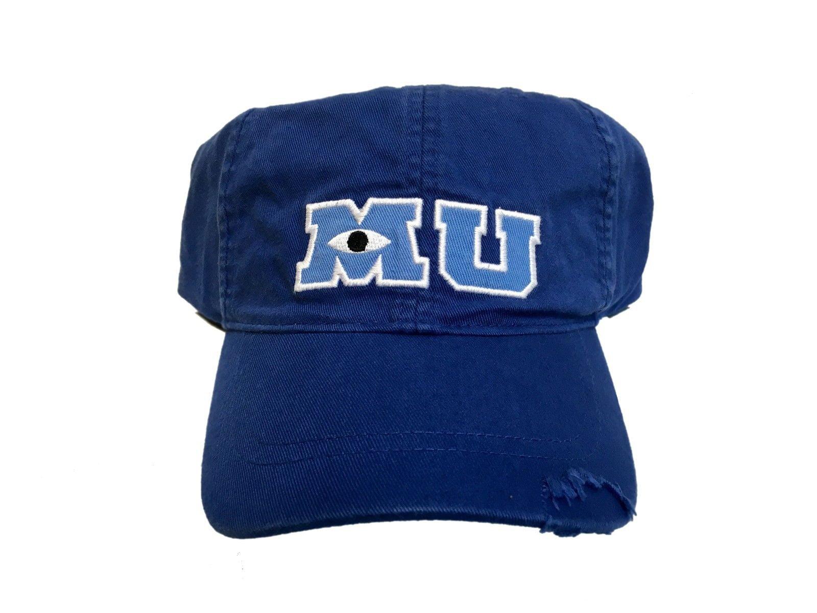 Disney - Disney Parks M U Monsters University Adult Size Baseball Hat Cap -  Walmart.com 2a27a1f2307