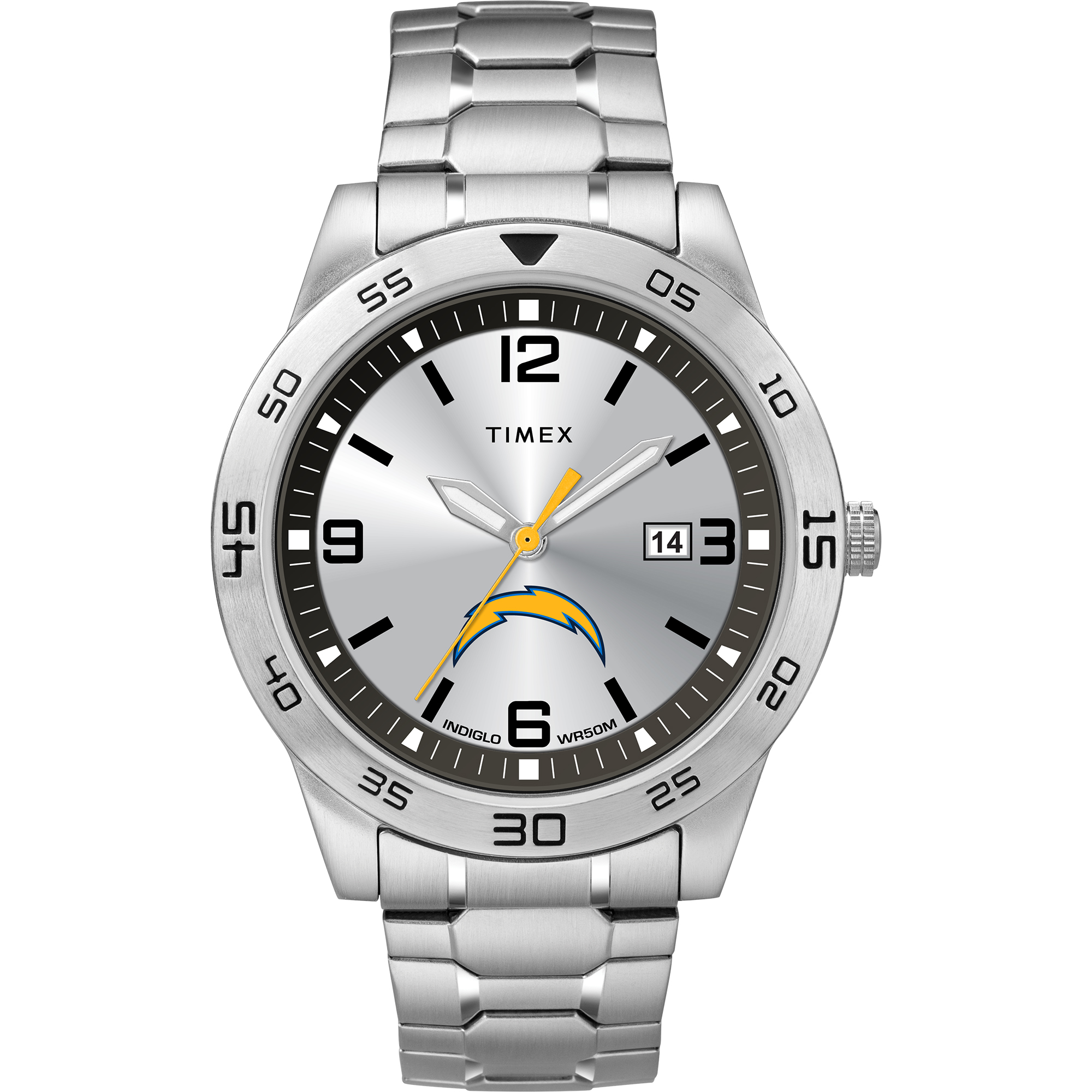 Timex - NFL Tribute Collection Citation Men's Watch, Los Angeles Chargers