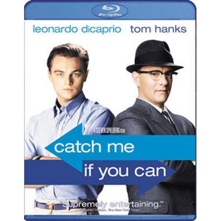 Catch Me If You Can (Blu-ray) (One For You One For Me Halloween)