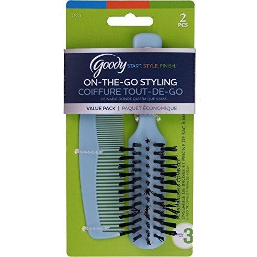 Goody Brush & Matching Comb