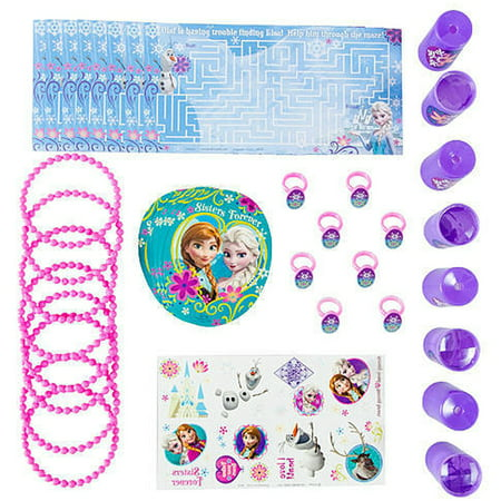Disney Frozen Favor Set