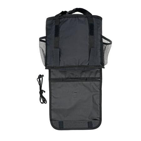 Car Seat Auto Back Ice Pack Bag Organizer Multi Pocket Travel Storage Bag Cooler Bags Admission Cloth Compact Vehicle Item Storage Holder Backseat Organizers - image 7 de 7