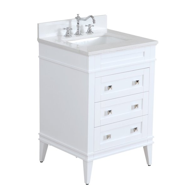 Eleanor 24 Bathroom Vanity Walmart Com Walmart Com