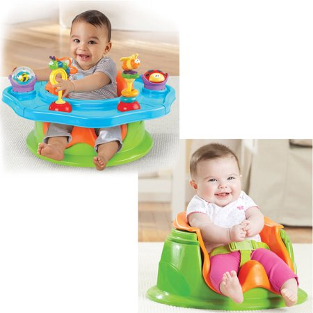 Summer infant superseat nuetral superseat for Sillas para bebes walmart