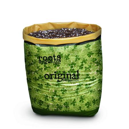 Roots Organics Hydroponic Gardening Coco Fiber-Based Potting Soil| 0.75 cu (Best Soil For Hydroponics)