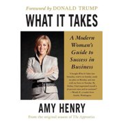 What It Takes: Speak Up, Step Up, Move Up - eBook