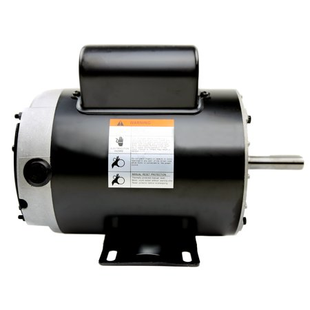 2 HP SPL Compressor Duty Electric Motor 3450 RPM 56 Frame 5/8
