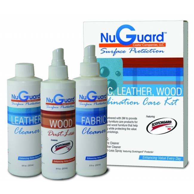 NuGuard SG-MK000 NuGuard Multi Care Furniture Cleaning kit featuring Scotchgard