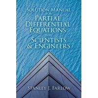Dover Books on Mathematics: Solution Manual for Partial Differential Equations for Scientists and Engineers (Paperback)