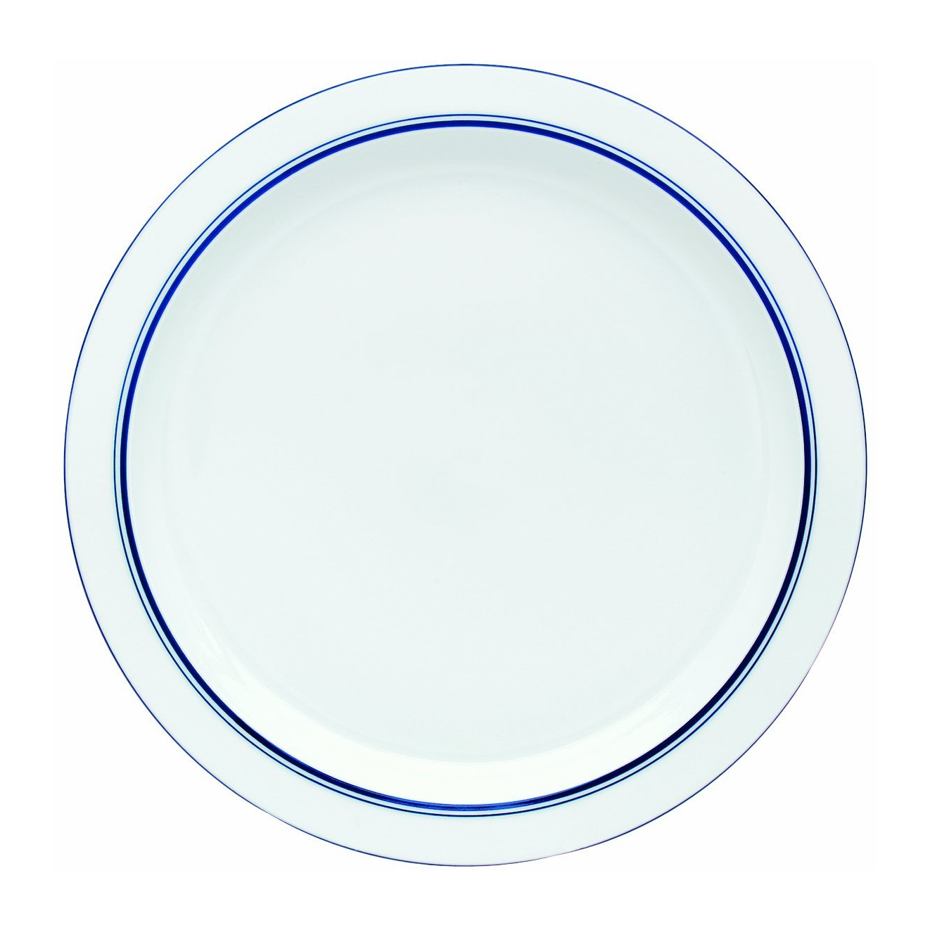 Dansk Christianshavn Blue Serving Platter