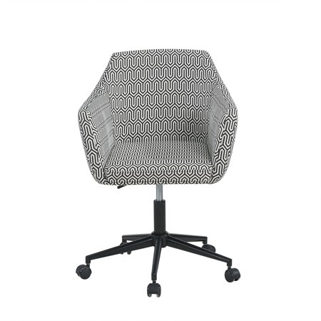 mainstays upholstered office chair multiple colors walmart com