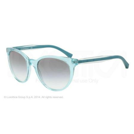 770a29b5b51 Emporio Armani - Sunglasses Emporio Armani EA 4003 50688E AQUA GREEN ...