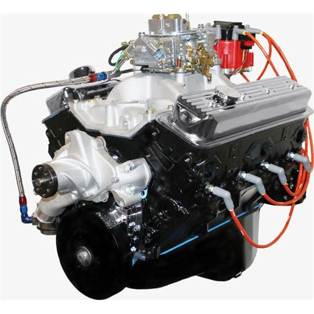 Blue Print Engines BP3833CTC1 Crate Engine - Small Block Chevy 383 420HP Deluxe