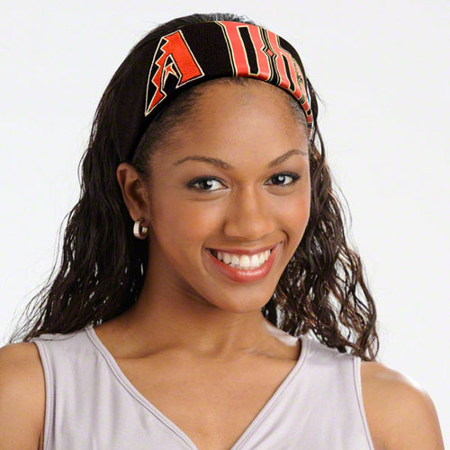 MLB - Arizona Diamondbacks Headband: Jersey Fanband