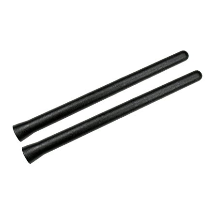 TheAntennaSource - THE ORIGINAL 6 3/4 INCH for 2009 Harley Davidson Touring Road Glide CVO FLTRSE3 - 2 PACK - SHORT Rubber Antenna - Reception Guaranteed - German
