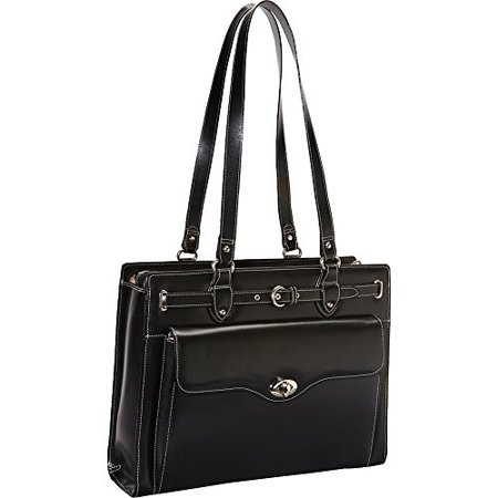 McKlein USA Joliet Leather Laptop Tote EXCLUSIVE