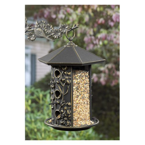 Dogwood Bird Feeder in Oil Rubbed Bronze