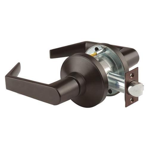 PDQ GT126PHL613234ASA Heavy Duty Lever Lockset,Passage G9361536