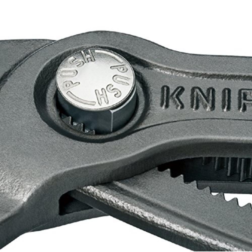 Knipex 87 01 125 Water Pump PliersCobra 4,92