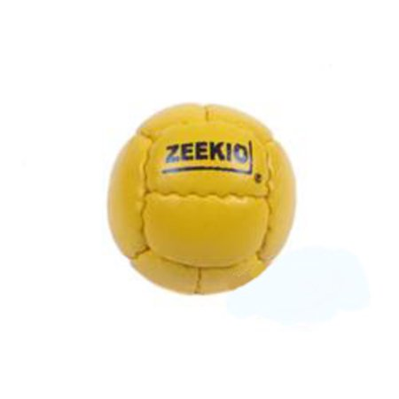 Zeekio Galaxy Juggling Ball - Yellow