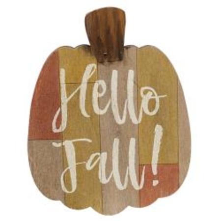 Hello Fall Pumpkin ()