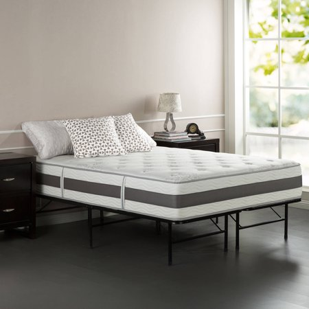 Spa Sensations by Zinus 12 Inch Memory Foam and Spring Hybrid Mattress. Spa Sensations by Zinus 12 Inch Memory Foam and Spring Hybrid