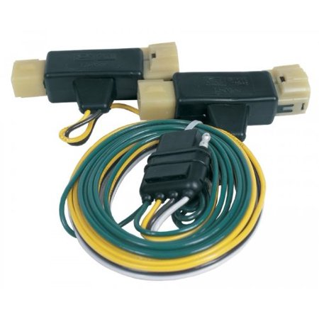 Stupendous Hopkins 42115 Litemate Vehicle To Trailer Wiring Kit Pico 6982Pt Wiring Digital Resources Cettecompassionincorg